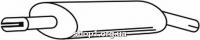 Ferroz 06.015  (06.15)  глушители для VOLKSWAGEN PASSAT   sedan variant  1.3 1.6 1.6D    80-88