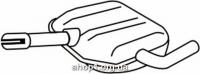 Ferroz 06.021  (06.21)  Глушитель средняя часть VOLKSWAGEN PASSAT   sedan variant  1.6i 1.8 1.8i 1.9 2.0 1.9TDi  cat  88-96