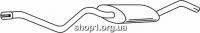 Ferroz 06.023  (06.23)  резонатор выхлопной системы VOLKSWAGEN JETTA     1.3 1.6 1.6D    83-89