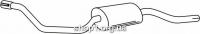 Ferroz 06.025  (06.25)  купить глушитель VOLKSWAGEN POLO   sedan  1.3 classic GT    83-84