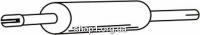 Ferroz 06.027  (06.27)  Глушитель передняя часть VOLKSWAGEN GOLF II   hatchback  1.8 1.8GTi 1.6TD  +cat  84-92