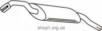 Ferroz 06.045  (06.45)  глушитель на  VOLKSWAGEN GOLF II   hatchback  1.8 1.8i  cat  84-91