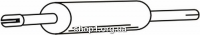 Ferroz 06.046  (06.46)  резонатор выхлопной системы VOLKSWAGEN GOLF III   hatch cabrio variant  1.8i  cat  95-00