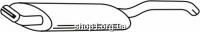 Ferroz 06.048  (06.48)  глушитель на  VOLKSWAGEN GOLF III   variant  1.6 1.6GT 1.8i 2.0i 1.9D 1.9TD  cat  93-99