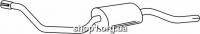 Ferroz 06.065  (06.65)  глушитель автомобиля VOLKSWAGEN DERBY     1.0 1.3  cat  84-90