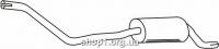 Ferroz 06.067  (06.67)  Глушитель выхлопных газов конечный VOLKSWAGEN POLO   hatchback coupe  1.3i  cat  89-94
