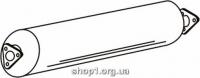 Ferroz 06.068  (06.68)  Задний глушитель VOLKSWAGEN TRANSPORTER     1,9  cat  86-92