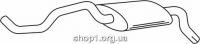 Ferroz 06.077  (06.77)  глушители VOLKSWAGEN POLO   hatchback  1.0i 1.3i 1.4i 1.6i  cat  94-01