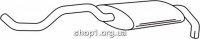 Ferroz 06.101 глушители для автомобилей VOLKSWAGEN POLO   hatchback  1.9D  cat  94-99