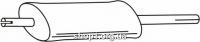 Ferroz 06.105 Труба выхлопной системы VOLKSWAGEN LT   28 35 46  2.5 SDi 2.5TDi 2.8TDi  cat  5/96-