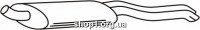 Ferroz 06.131 глушитель на  VOLKSWAGEN GOLF III   variant  1.9SDi 1.9TDi  cat  94-99
