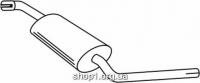 Ferroz 06.138 Средний глушитель VOLKSWAGEN TRANSPORTER IV   SWB LWB Pick-up Van  2.0 2.5 2.8 VR6 1.9TD 2.4D  cat  96-03