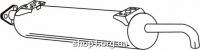 Ferroz 06.142 глушитель на  VOLKSWAGEN TRANSPORTER III     1.7D    87-90