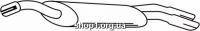 Ferroz 06.149 глушители для VOLKSWAGEN GOLF II   hatchback  1.8GTi 16V  cat  86-91