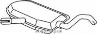 Ferroz 06.150 Труба выхлопной системы VOLKSWAGEN GOLF III   hatchback  2.0i Gti 16V 2.8 VR6  cat  92-97