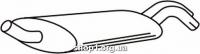 Ferroz 06.162 глушители для VOLKSWAGEN GOLF III   hatchback cabrio  1.9TDi  cat  96-