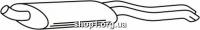 Ferroz 06.166 Глушитель выхлопных газов конечный VOLKSWAGEN GOLF III   variant  1.9TDi  cat  96-99