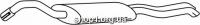 Ferroz 06.237 Глушитель выхлопных газов конечный VOLKSWAGEN PASSAT   sedan combi  1.9TDi  cat  08/95-04/97