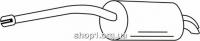 Ferroz 06.239 глушители для автомобилей VOLKSWAGEN CADDY III   70 Multispace  1.9TDi TD  cat  02/04-