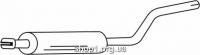Ferroz 06.245 Глушитель средняя часть VOLKSWAGEN CADDY III     1,4  cat  02/04-