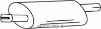 Ferroz 06.255 Средний глушитель VOLKSWAGEN TRANSPORTER V     1.9TDi TD + DPF  cat  04/03-11/09
