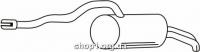 Ferroz 06.264 глушители VOLKSWAGEN T4 Pick-up     2.5TD Synchro  cat  96-09/03