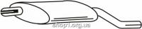 Ferroz 07.005  (07.05)  Глушитель задняя часть OPEL KADETT D   hatchback  1.6S 1.6D    81-84