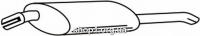 Ferroz 07.017  (07.17)  Задний глушитель OPEL ASTRA I   combi  1.4i 1.6i 1.6i 16V 1.8i 2.0i 1.7D 1.7TD  cat  91-96