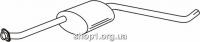Ferroz 07.023  (07.23)  Средний глушитель OPEL OMEGA A   combi  2.3D    86-92