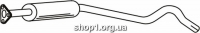 Ferroz 07.029  (07.29)  Труба выхлопной системы OPEL CORSA A   hatchback sedan  1.2i 1.3i 1.4i 1.6i  cat  86-93