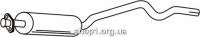 Ferroz 07.035  (07.35)  Средний глушитель OPEL ASTRA I   hatch sedan cabrio  1.4i 1.4i 16V 1.6i 1.6i 16V 1.8i 2.0i  cat  91-00