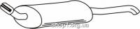 Ferroz 07.042  (07.42)  глушители для автомобилей OPEL ASCONA C   hatchback  1.3S 1.6S 1.6i 1.6 1.8E 1.8i 2.0i  cat  81-88