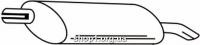 Ferroz 07.049  (07.49)  выхлопной глушитель OPEL ASTRA I   hatchback  1.4i 1.4i16V 1.6i 1.6i16V 1.7TD 1.7TDS  cat  96-98