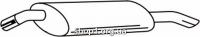 Ferroz 07.050  (07.50)  выхлопной глушитель OPEL ASTRA I   combi  1.4i 1.4i 16V 1.6i 1.6i 16V 1.7TD 1.7TDS  cat  96-98