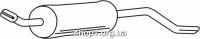 Ferroz 07.061  (07.61)  выхлопной глушитель OPEL REKORD E   sedan  2.2E    84-86