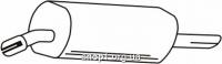 Ferroz 07.069  (07.69)  глушитель на  OPEL OMEGA B   combi  2.0i  cat  86-94