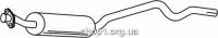 Ferroz 07.076  (07.76)  резонатор OPEL ASTRA I   hatchback sedan  1.8i 1.7D 1.7DTL  cat  92-98