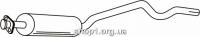 Ferroz 07.078  (07.78)  резонатор OPEL ASTRA I   hatchback  1.8i 16V 2.0i 16V 2.0i Gsi 16V  cat  93-98