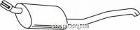 Ferroz 07.080  (07.80)  глушители OPEL CORSA A   sedan  1.0S 1.2N 1.2S 1.2i 1.4S 1.4i 1.5D    83-90