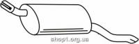 Ferroz 07.081  (07.81)  купить глушитель OPEL CORSA A   hatchback  1.0S 1.2N 1.2S 1.2i 1.4S 1.4i 1.5D    83-90