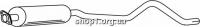 Ferroz 07.097  (07.97)  Средний глушитель OPEL KADETT E   combi  1.6D    86-89