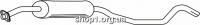 Ferroz 07.108 резонатор выхлопной системы OPEL VECTRA A   hatchback  1.7D  cat  92-95