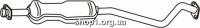 Ferroz 07.119 Труба выхлопной системы OPEL VECTRA B   combi sedan hatch  1.8i 16V 2.0i 16V 2.5 V6  cat  95-00