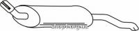 Ferroz 07.122 глушитель на  OPEL ASCONA C   hatchback  1.6D    81-88