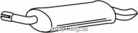 Ferroz 07.139 глушители для OPEL ASTRA I   combi  1.8i 16V 2.0i 16V  cat  93-98