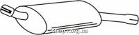 Ferroz 07.142 Глушитель задняя часть OPEL CORSA A   hatchback  1.6i 1.6GSi  cat  88-93
