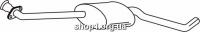 Ferroz 07.163 Глушитель средняя часть OPEL OMEGA B   combi  2.5i V6 3.0i MV6 24V  cat  94-01