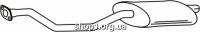 Ferroz 07.170 Средний глушитель OPEL FRONTERA A   4x4 LWB  2.4i  cat  92-95