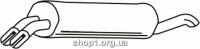Ferroz 07.181 глушители OPEL OMEGA A   combi  2.6i 3.0i 12V 3.0i 24V  cat  86-94
