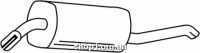 Ferroz 07.191 глушители для OPEL OMEGA A   combi  2.3TD  cat  86-94